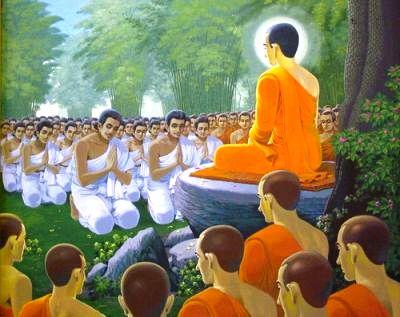 Đức Phật đã xử sự như thế nào khi được cung kính, cúng dường
