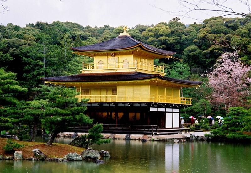 Kết quả hình ảnh cho chùa Kinkakuji - Kim Các Tự