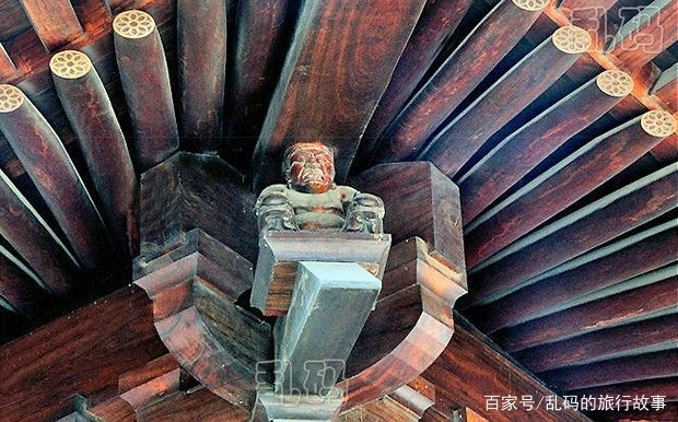 Ngôi chùa trị giá 2.700 tỷ đồng, cực vững chắc dù không hề dùng đinh - 8